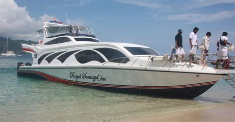 Fast Boat A Gili by Fast Boat To Gili Islands Alam Amazing Adventures