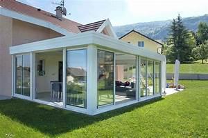 Veranda Pas Chere Occasion : veranda occasion en bois veranda avec pointrelax ~ Melissatoandfro.com Idées de Décoration