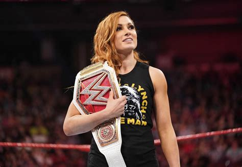 wwe star becky lynch slams  san antonio  celebrity