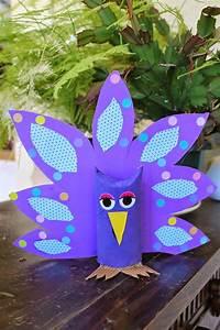 Bricolage 3 Ans : bri coco de lolo un ptit oiseau mauve ~ Melissatoandfro.com Idées de Décoration
