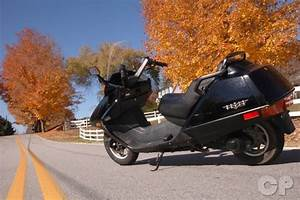 Honda Helix 1986-2007 Cn250 Scooter Service Manual