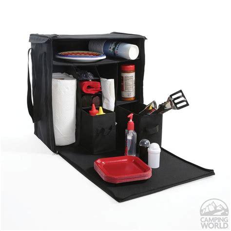 Kitchen Organizer  Organize All Your Grilling Condiments