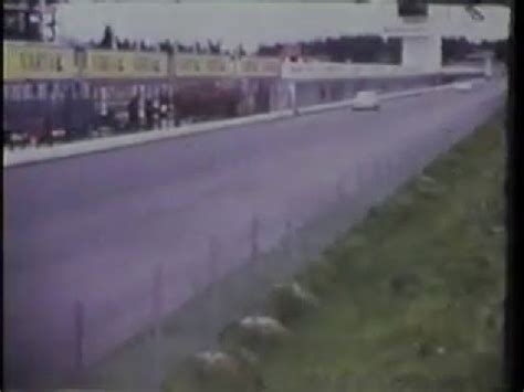 1969 Nurburgring 1000 Km Race Footage Youtube
