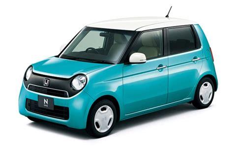 2013 Honda N-one Debuts