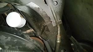 Some Sort Of Cooler Line Leak