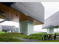 Gallery of Steven Holl Architects' Horizontal Skyscraper