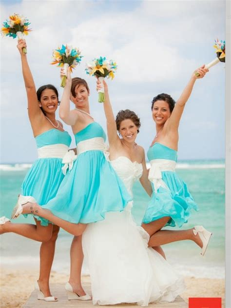 tiffany blue bridesmaid dresses wedding stuff ideas