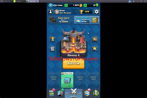 Royale 3 Pc by Clash Royale For Windows 10 Pc
