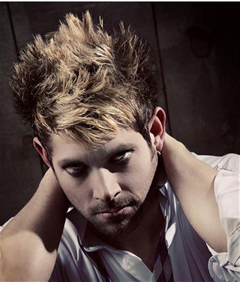 man cool extreme spiky hairstyle  punkish bangspng