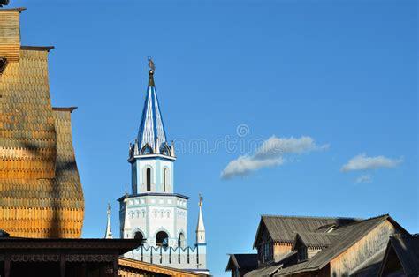 Architettura Russa Classica, Replica Immagine Stock