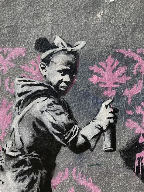 "Banksy ""Vandalizes"" Paris With Six New Works, And They ..."