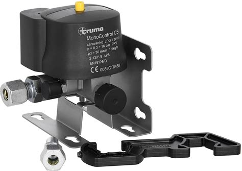truma monocontrol cs truma monocontrol cs evo gasdruckregler 30mbar 10 8mm truma gasinstallation bei cing