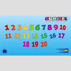 Counting For Kids 123  Android Apps On Google Play