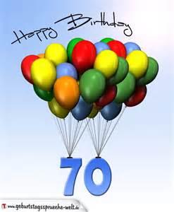 sprüche zum 70 geburtstag frau geburtstagskarte mit luftballons zum 70 geburtstag geburtstagssprüche welt