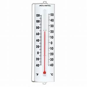 AcuRite Thermometer with Swivel Bracket Lowe's Canada