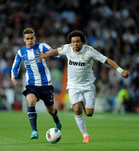 Marcelo, Griezmann - Marcelo Photos - Real Madrid CF v ...