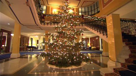 christmas tree christmas tree decorations hd stock