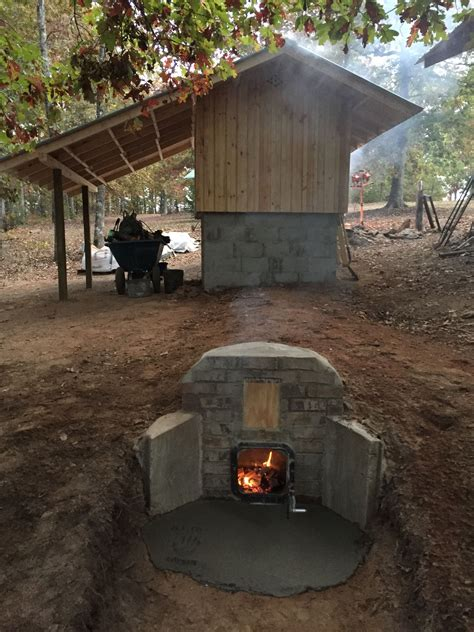 tobacco house smokehouse and firebox prepper in 2019 outdoor oven