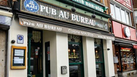 resto bureau restaurant pub au bureau à wavre avis menu et prix