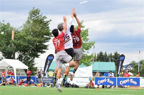 The Rules of Ultimate Frisbee   The Sports Edu