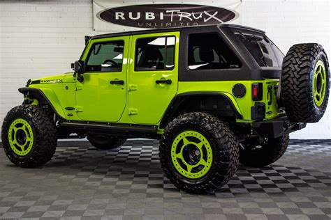 jeep green 2017 2017 jeep wrangler rubicon unlimited hyper green