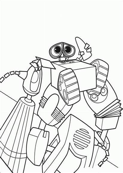 Wall Coloring Pages Animated 2022 Send Personal