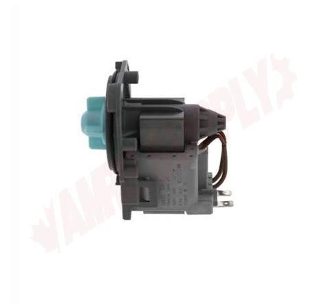 wwf ge dishwasher drain pump amre supply