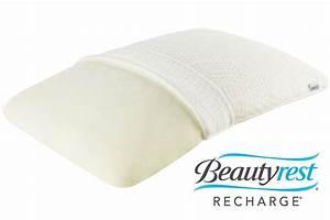 beautyrestr recharger memory foam pillow at gardner white With beautyrest latex foam bed pillow