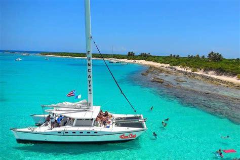 Best Catamaran Tour In Puerto Rico by Bio Bay Kayaking Beach Snorkel Tours Trips Fajardo