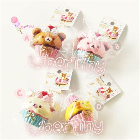 Squishies Rilakkuma Cupcakes