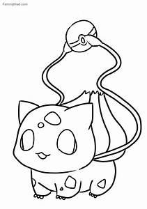 bulbasaur coloring page - pokemon coloring pages bulbasaur bltidm
