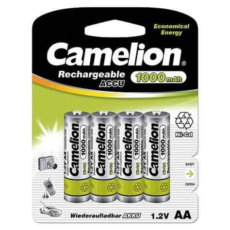 aa nicad solar light batteries 1000mah 4 pack shopflipo