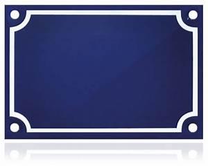 Plaque Numero De Rue : num ro de rue maill plaque maill e personnalis e bleu ~ Melissatoandfro.com Idées de Décoration