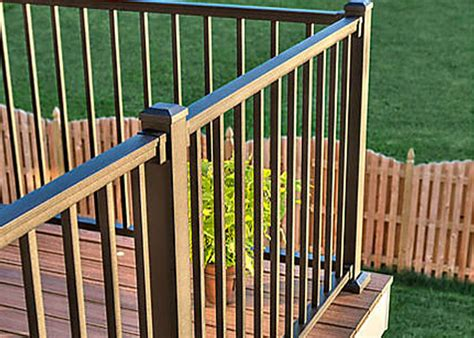 railing cost per linear foot trex cost per linear foot northern va md and dc deck contractors design and building with trex