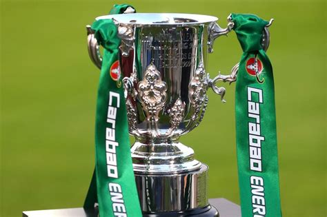 Carabao Cup draw in full: 2nd round fixtures and dates as ...