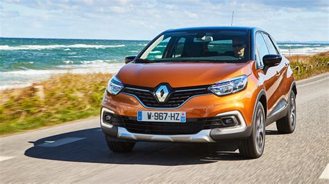 Renault Captur Al Volante Al Volante Renault Captur 2017 Un Suv A Todo Color