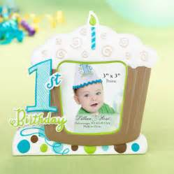 candle party favors 1st birthday frame blue 1st birthday favors supplies