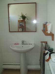 cacher des tuyaux salle de bains With cacher carrelage salle de bain