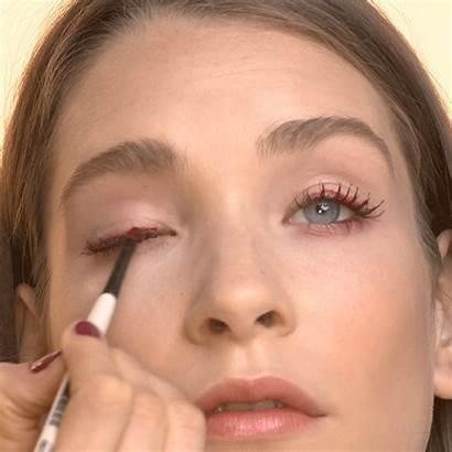 Lashes Eyelashes Eye Makeup Paint Step Trick