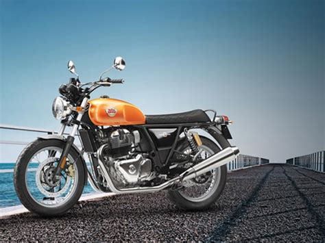 Royal Enfield Interceptor 650 Picture by Eicma 2017 Royal Enfield Interceptor 650 Revealed