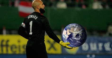 Tim Howard Memes - things tim howard could save meme saves the internet