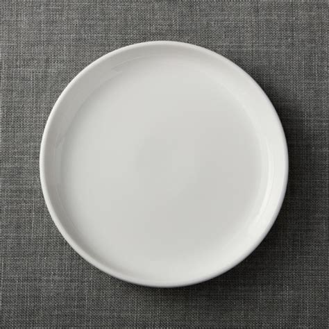 Cafeware II Dinner Plate + Reviews | Crate and Barrel
