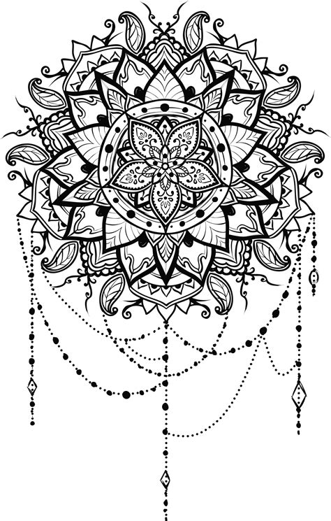 Free Mandala Png Transparent, Download Free Clip Art, Free Clip Art on Clipart Library