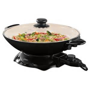 kitchen collection outlet store oster duraceramic electric wok canada at shop ca