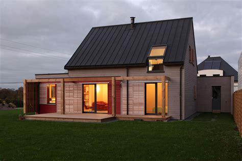 maison bois rt 2012 une maison rt 2012 architecture bois magazine maisons bois construction architecture