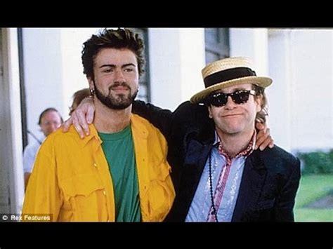 Wham & Elton John - The Edge of Heaven (1985) - YouTube