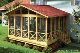photo of porch blueprints ideas screened in porch plans to build or modify
