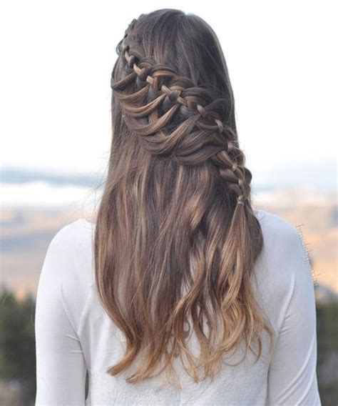 easy gorgeous outdoor hairstyles for long hair dinga poonga