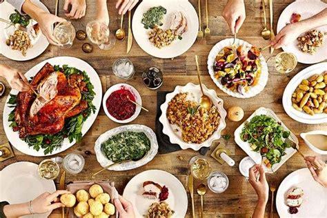 thanksgiving day menu ideas peerfly