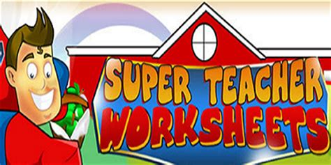 New Resources From Superteacher Worksheets  Education World